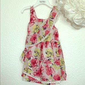 Nicole Miller Floral Dress Size 2T